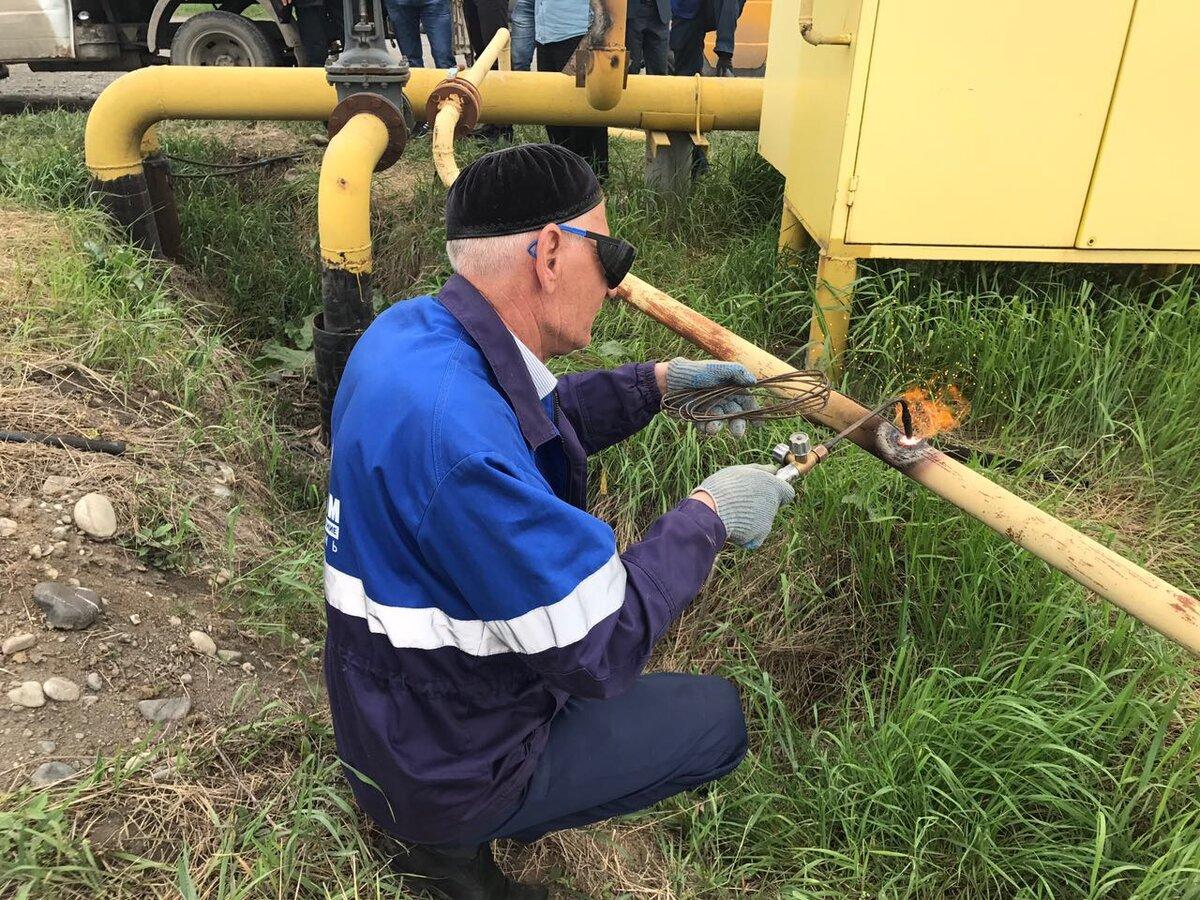 Монтаж газопровода: правила и технические требования
