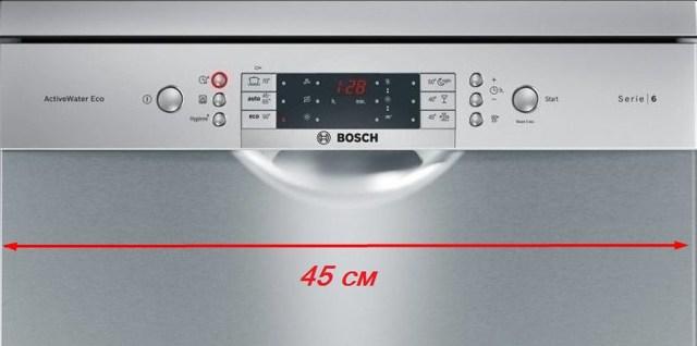 Рейтинг посудомоечных машин 60 см. лучшие посудомоечные машины шириной 60 см в 2020 году