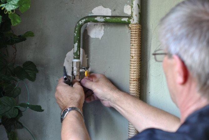 Ремонт газовых труб в квартире – правила демонтажа и особенности установки   портал о трубах