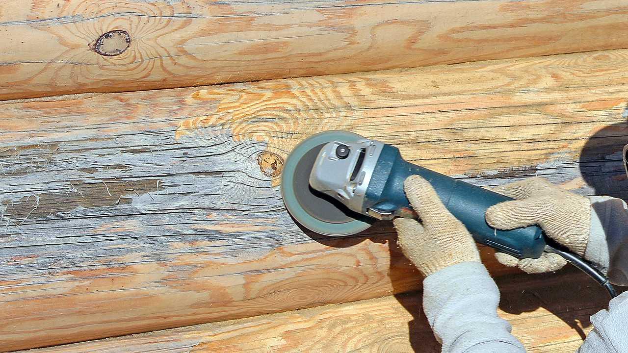 Как грамотно убрать плесень с деревянных поверхностей?