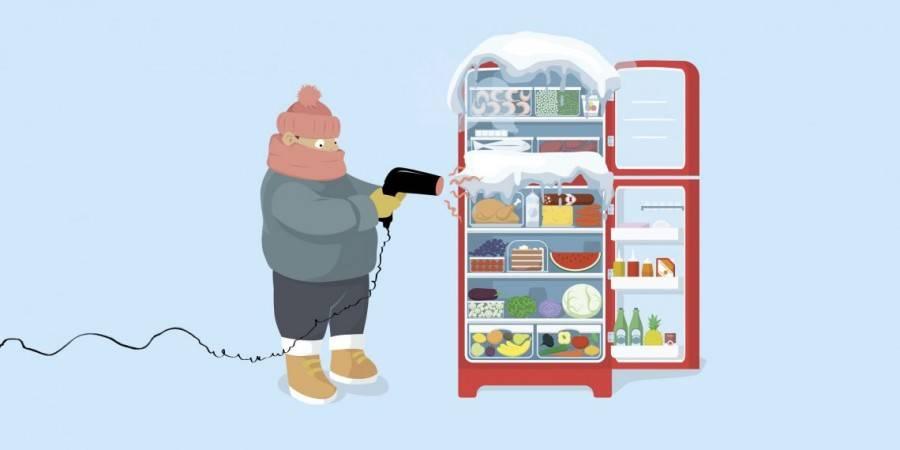 Как разморозить холодильник: простая и понятная пошаговая инструкция