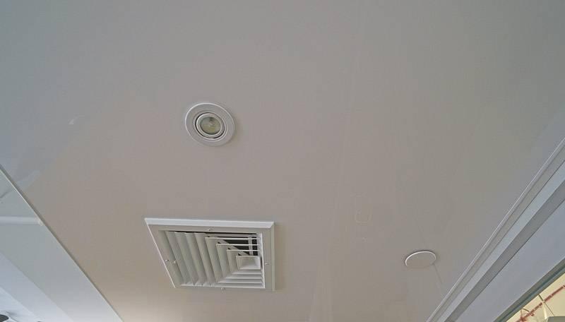 Установка канального вентилятора в воздуховод