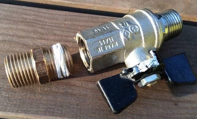 Паста для уплотнения резьбовых соединений – unipak, multipak и ermetic. какую пасту и для чего лучше применять