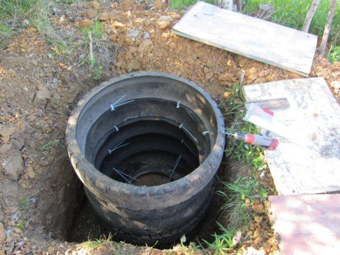 Как правильно сделать выгребную яму своими руками