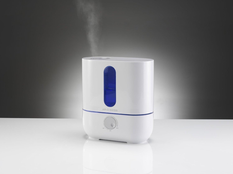 Какой увлажнитель воздуха лучше: ультразвуковой или паровой?