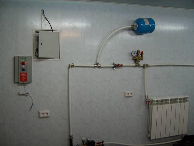 Отопление гаража печью: самый экономный способ, своими руками водяное и как сделать