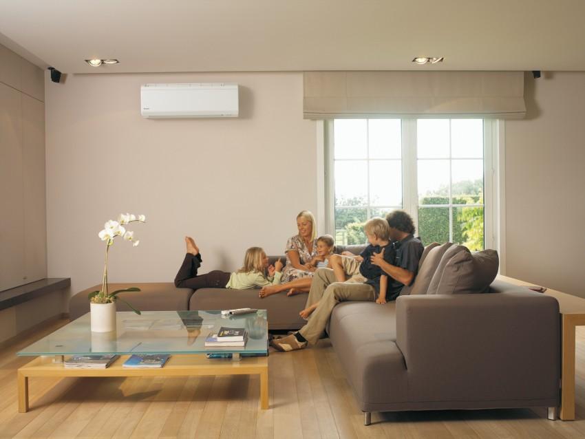 Как выбрать сплит-систему в квартиру по площади помещения и характеристикам