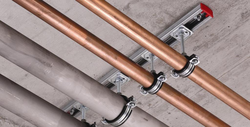 Гибкие трубы для водопровода: виды, критерии выбора и особенности монтажа