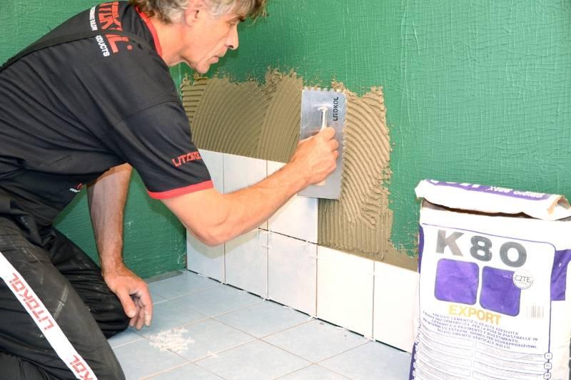 Гидроизоляция ванной комнаты под плитку: что лучше использовать под кафель