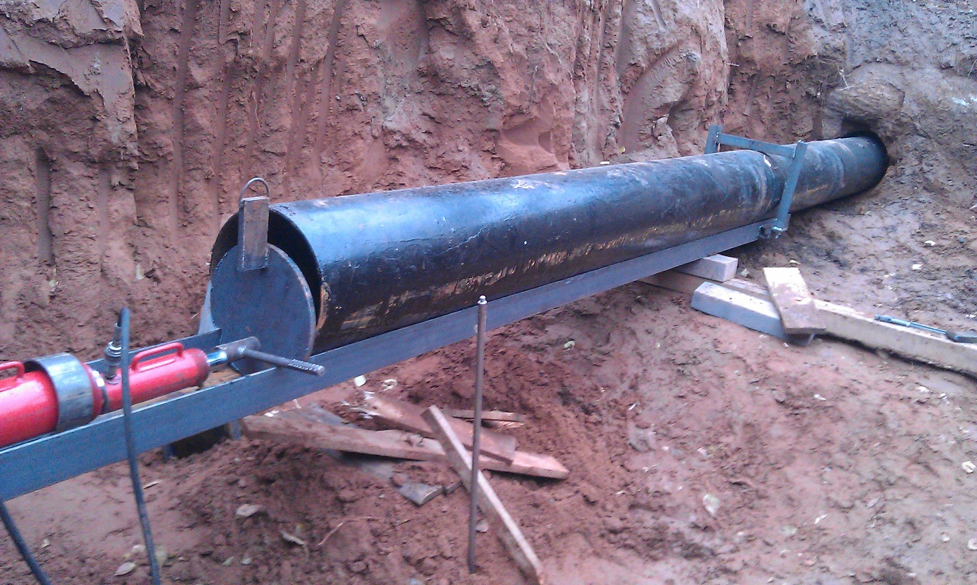 Бестраншейная прокладка труб: метод, установки (оборудование) | бестраншейная прокладка трубопроводов: способ, технология