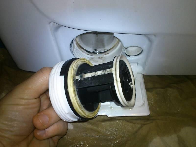Как проводится очистка барабана в стиральной машине: последовательность действий
