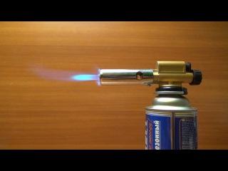 Ремонт походной газовой горелки с пьезоподжигом своими руками: распространенные поломки и их устранение