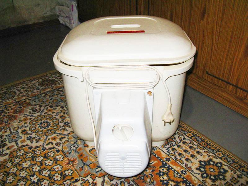 Стиральная машина малютка с отжимом - обзор