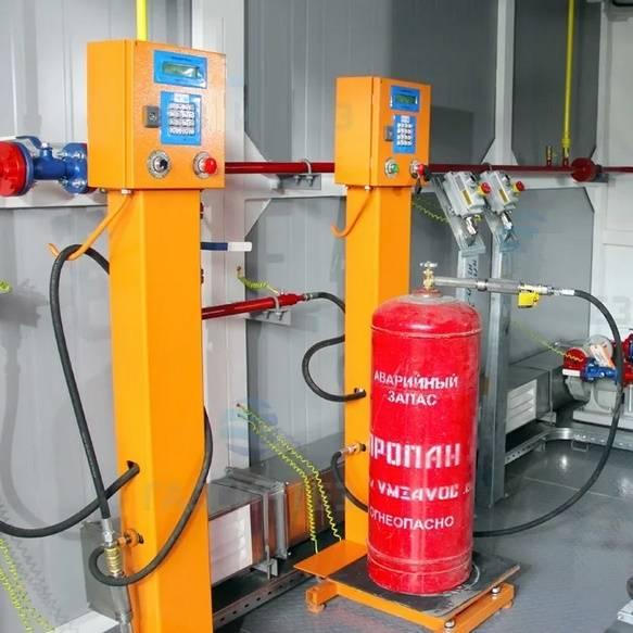 Сколько составляет срок годности и каковы условия хранения газового баллона?