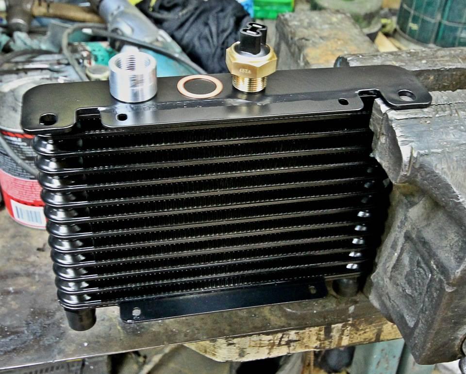 Пайка алюминиевого радиатора автомобиля оловом своими руками