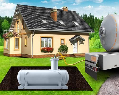 Отопление дома под ключ.