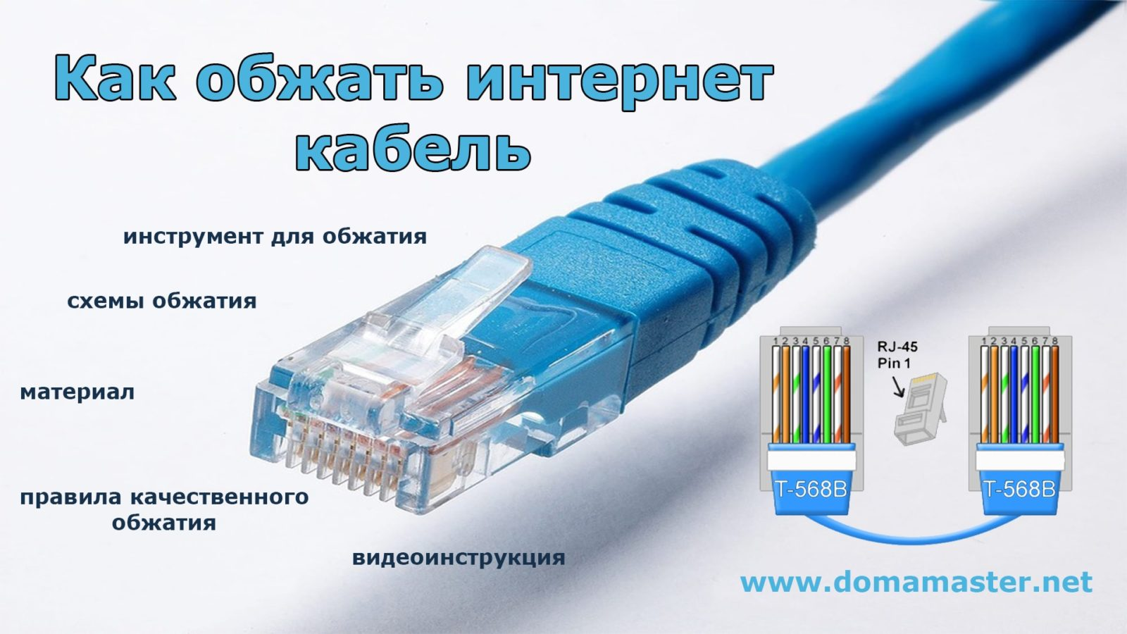 Лучший кабель для интернета витая пара - какой выбрать для себя
