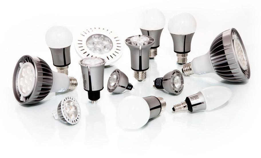 Лучшие производители светодиодных лампочек