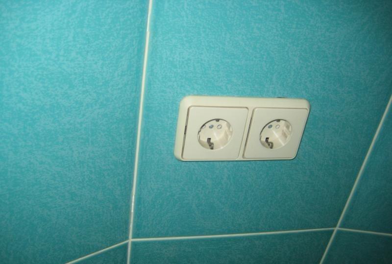 Где установить разетку для стиральной машины в ванной комнате — высота и расположение (видео, фото)