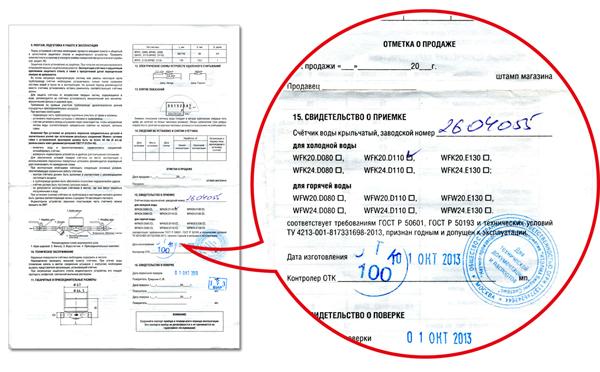 Какой срок поверки счетчиков воды? периодичность проверки счетчика воды :: businessman.ru