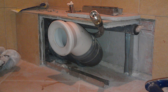 Хотите совместить санузел в квартире (объединить ванную с туалетом)? подробная инструкция в 8 этапов как согласовать и узаконить эту перепланировку