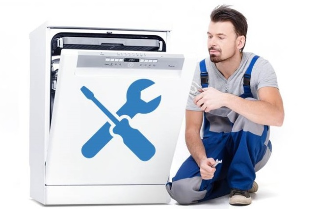 Устройство посудомоечной машины, ее неисправности и методы их самостоятельного устранения