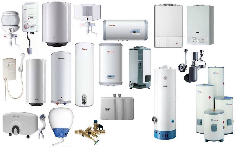 Какой водонагреватель лучше — проточный или накопительный, как выбрать, производители и отзывы