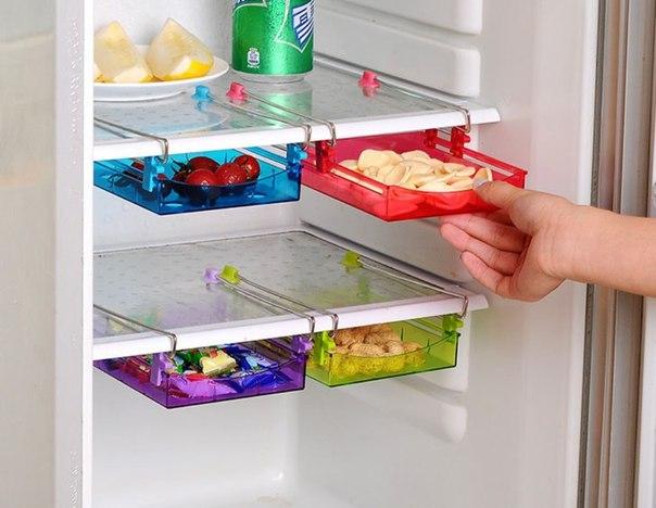 Полка между холодильником и стеной своими руками. выдвижная мини-кладовая за холодильником своими руками