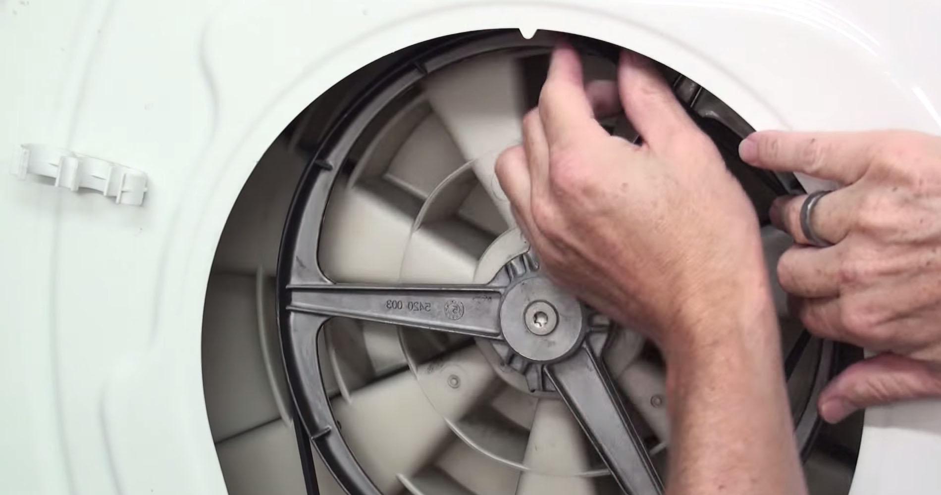 Приводной ремень для стиральной машины