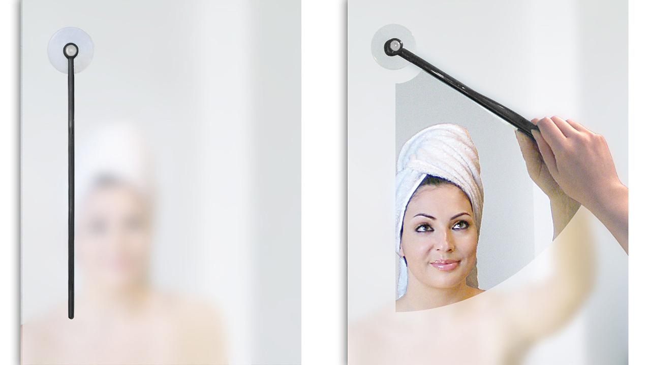 Как сделать так, чтобы зеркало в ванной не запотевало - идеи для жизни