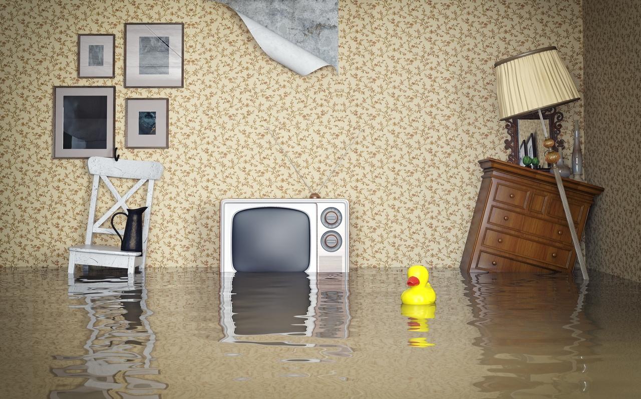 Что делать, если вас затопили соседи сверху?