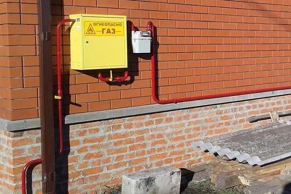 Можно подключить газ в недострой | tk-advokat.ru