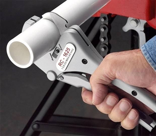 Ножницы для резки полипропиленовых труб – в чем суть такого инструмента?