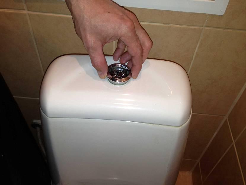 Как открыть бачок унитаза с кнопкой - все о канализации