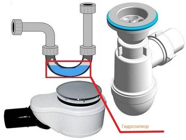 Установка сифона для кухни за 4 шага (с фото)