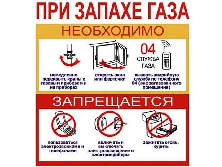 Утечка газа: что это, что делать, если пахнет в квартире, воняет в подъезде и на улице, куда звонить, а также признаки аварии и действия по устранению до взрыва