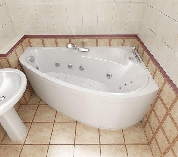 Плюсы и минусы акриловых ванн, и их особенности эксплуатации