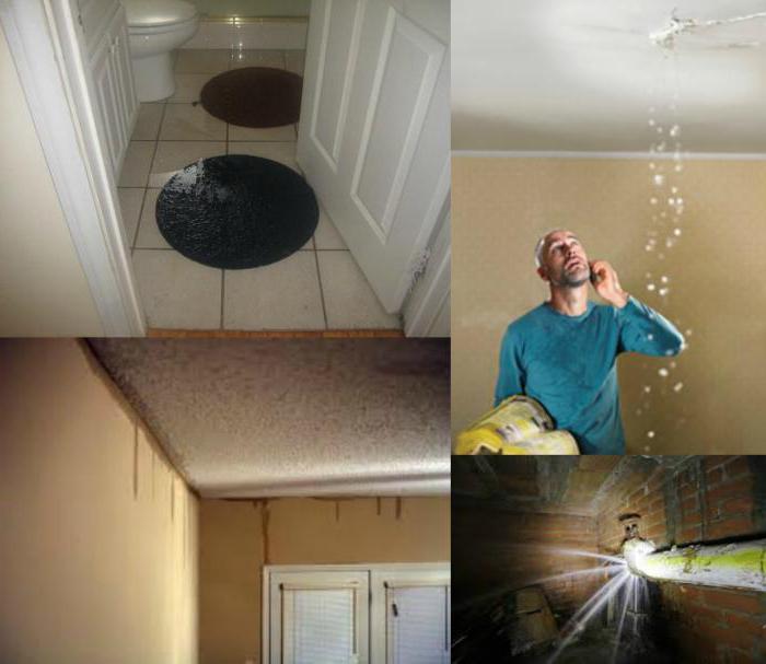 Затопили соседи сверху, что делать, куда обращаться?