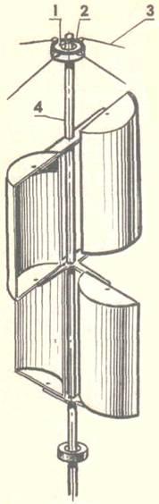 Ветрогенераторы своими руками: вертикальные и горизонтальные
