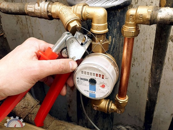 Как правильно установить счетчик на воду самостоятельно - порядок работ и приемки прибора учета