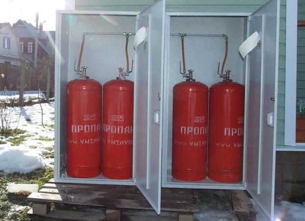 Замерзает редуктор газгольдера что делать? - отопление и водоснабжение - нюансы, которые надо знать