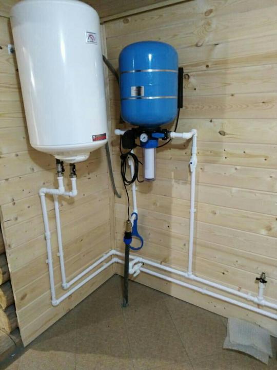 Как сделать летний водопровод на даче