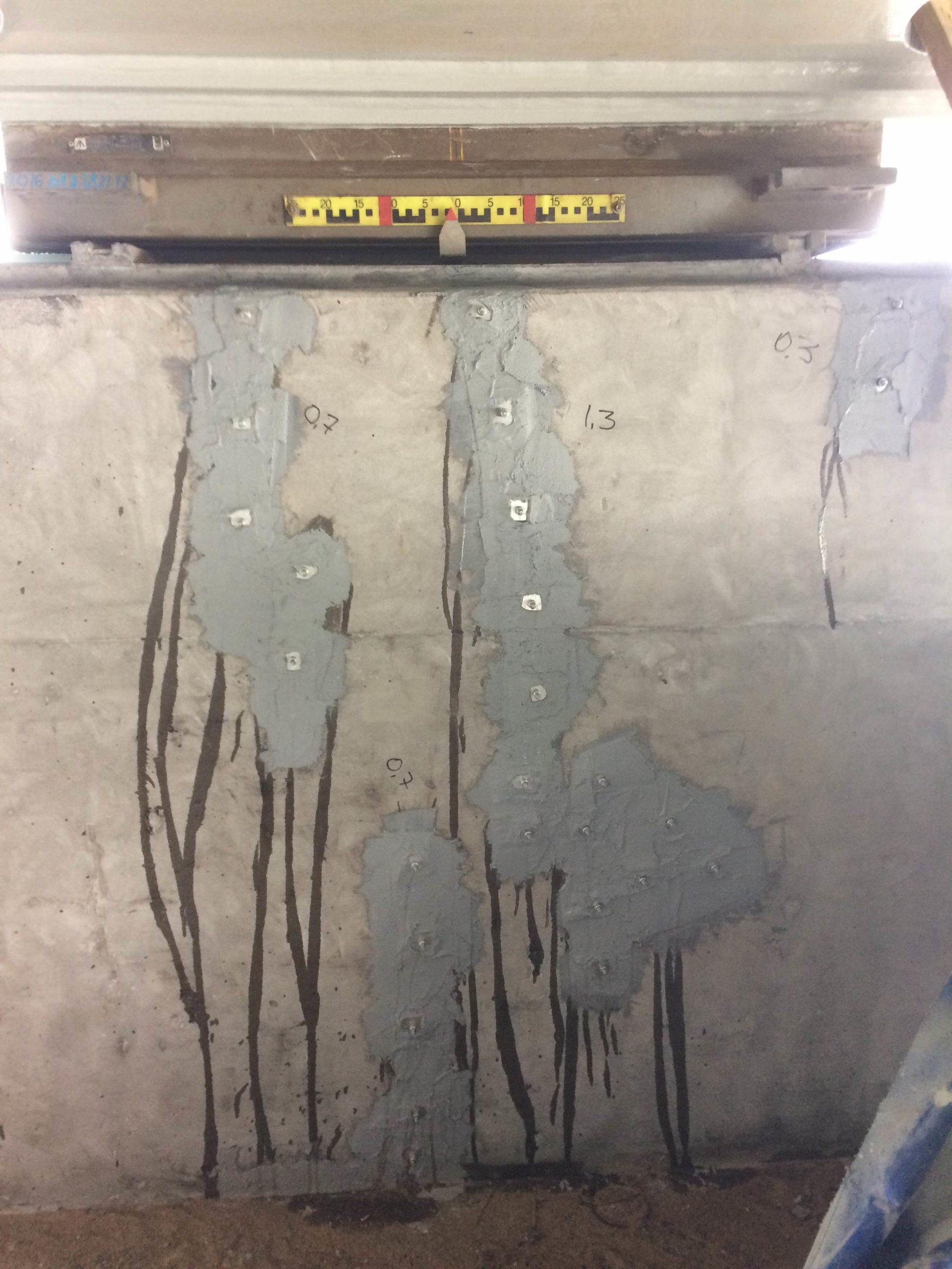 Ремонт трещин в бетоне: заделка, заливка, инъектирование бетона от усадочных трещин | ремонтные смеси, составы для заделки трещин в бетоне, заливки на урале оптом mapei