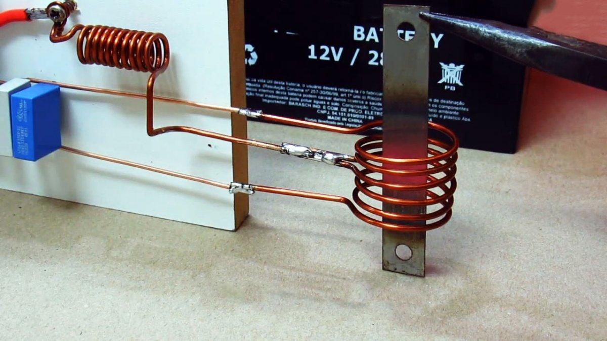 Индукционный водонагреватель своими руками схема | всё об отоплении