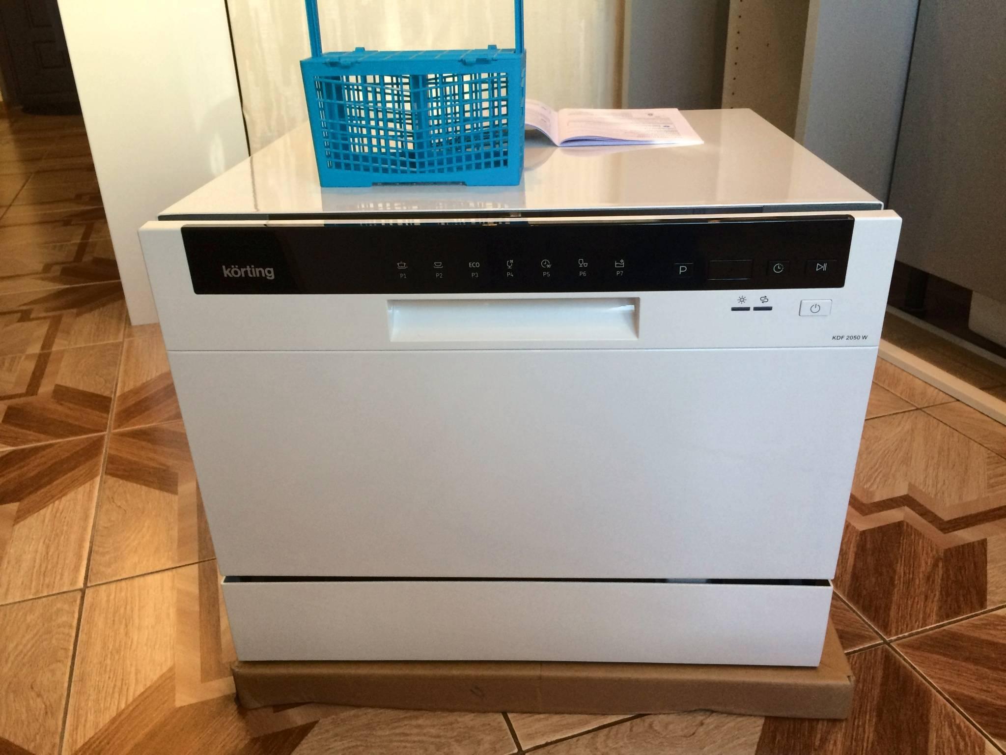 Korting kdf 2050 w. посудомоечная машина korting kdf 2050 w – инструкция по применению