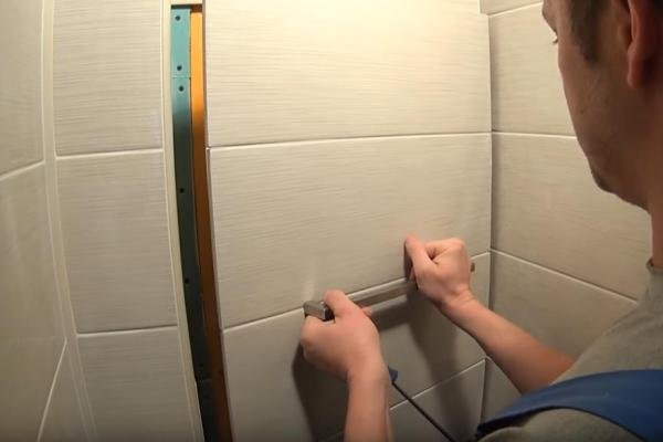 Как рассчитать размеры дверей в ванную и туалет