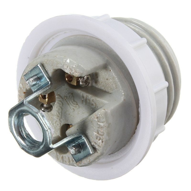 Патрон для лампы электрический – как подключить, закрепить и отремонтировать