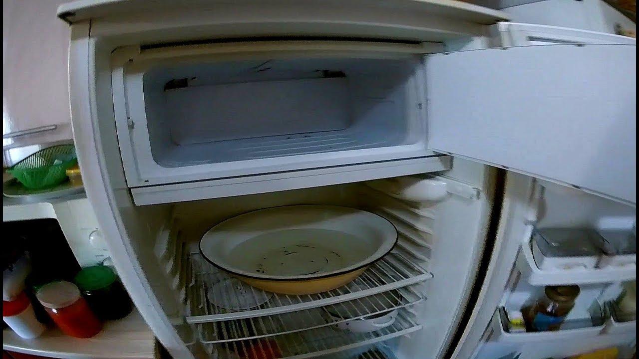 Как быстро разморозить морозильную камеру в холодильнике, можно ли разморозить феном