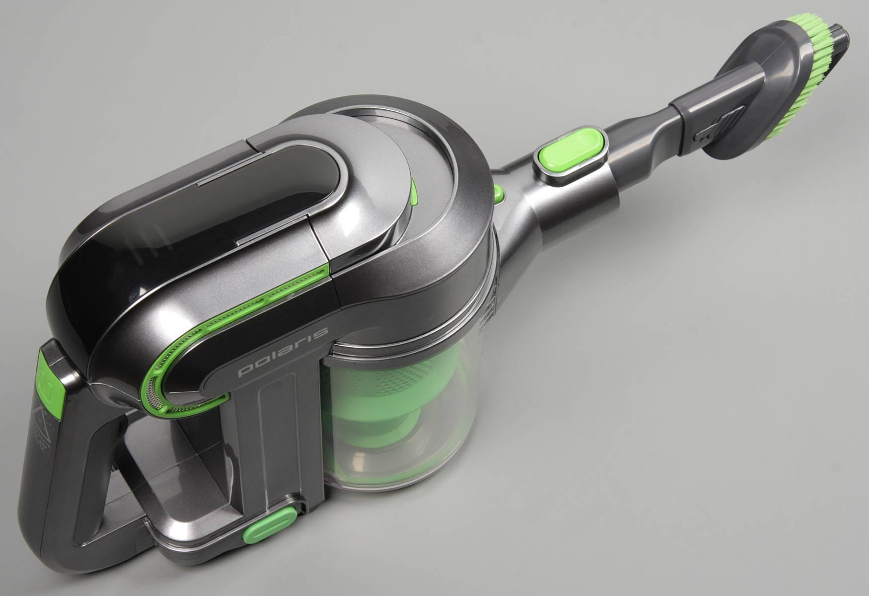 Робот-пылесос polaris pvcr 0726w с контейнером для влажной уборки