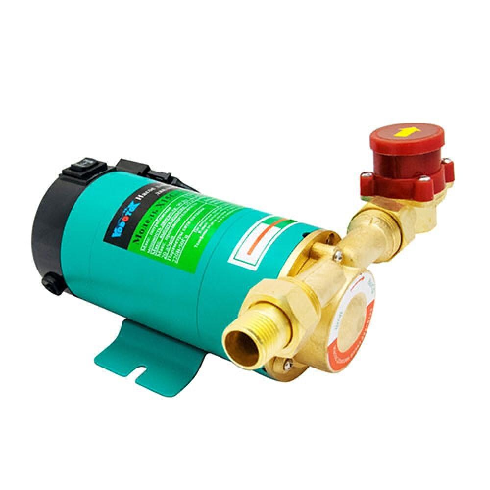 Какой насос установить для повышения давления воды в квартире
